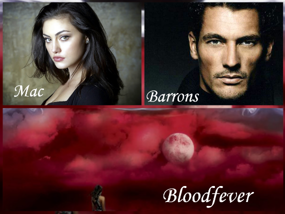 bloodfever collage