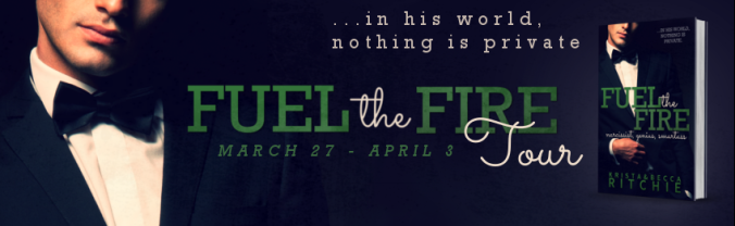 fuel the fire banner